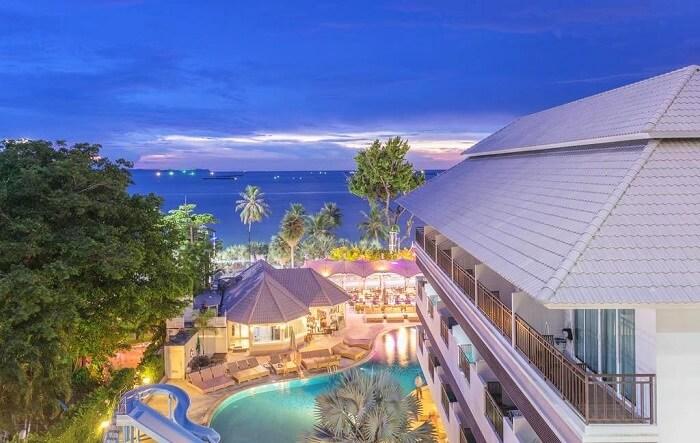 Pattaya Discovery Beach Resort