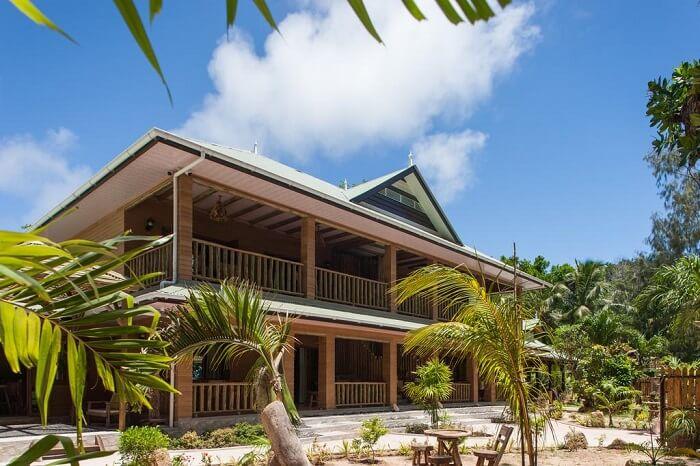 Anse Severe Villa