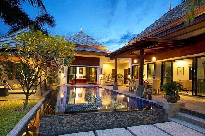 Bell Pool Villa phuket