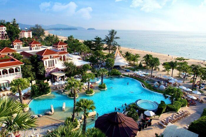 Centara Grand phuket