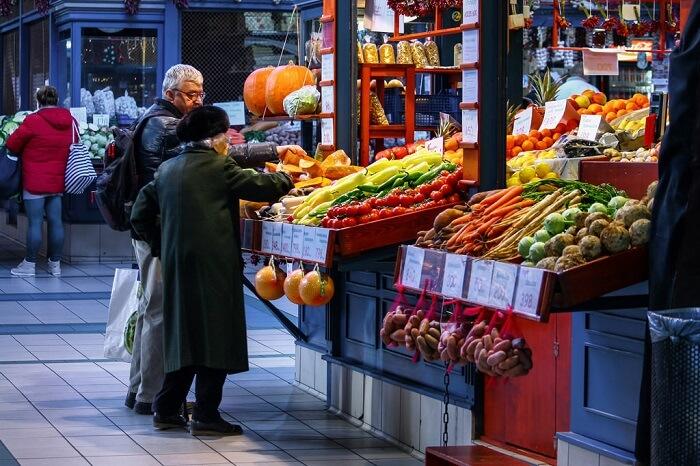 Central Market, Vasarcsarnok budapest