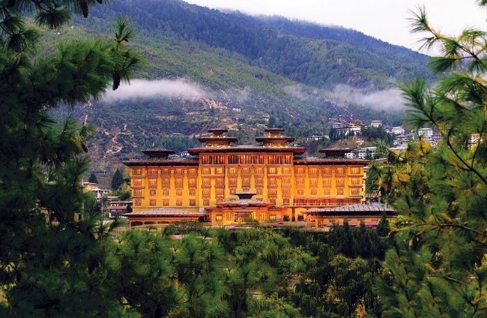 best hotels in Thimphu