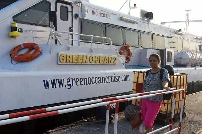 Havelock Island Ferry