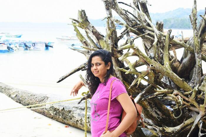 Elephanta Beach Andaman