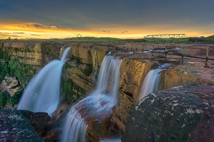 Dainthlen Falls