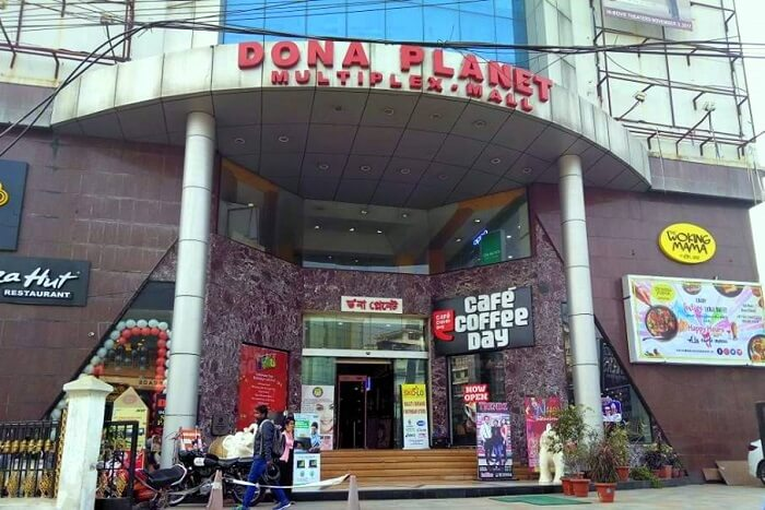 Dona Planet Multiplex-Mall