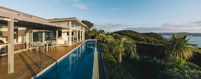 unforgettable views of the Bay of Islands