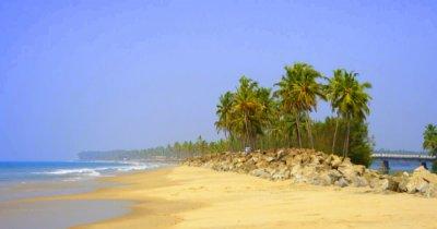 beach in Bekal