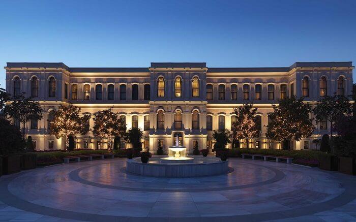 Four Seasons Hotel Istanbul in Turkey