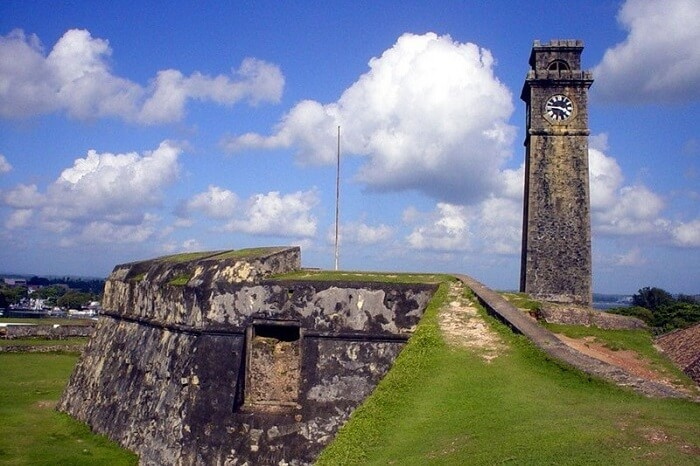 Galle Fort Rampart