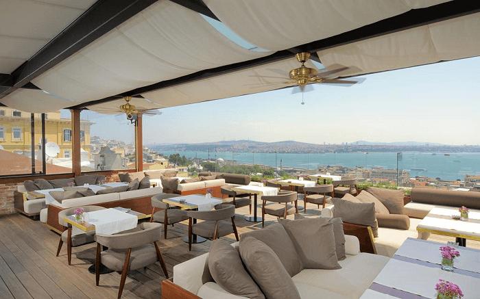 Georges Hotel Galata in Turkey