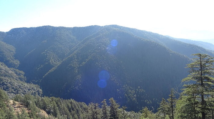 famous valley in Shimla