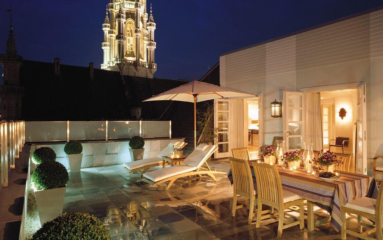 Hotel Amigo in Belgium