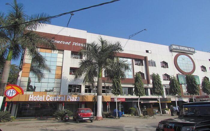 Hotel Central Plaza in Siliguri