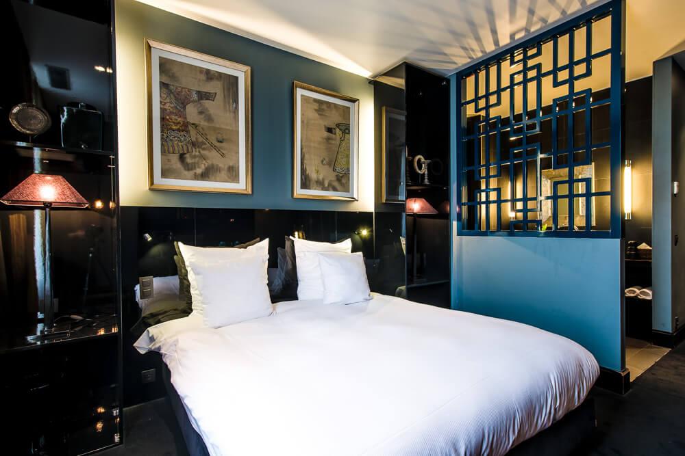 Hotel Les Nuits in Belgium