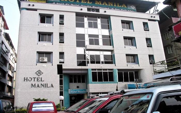 Hotel Manila in Siliguri