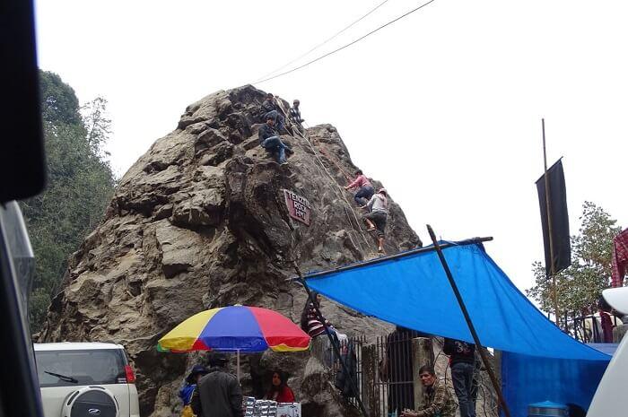 tenzing rock hill