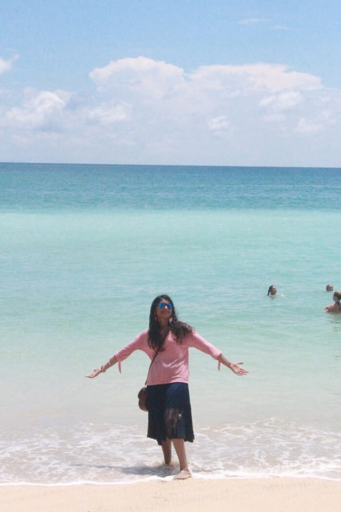 Beach in Bali