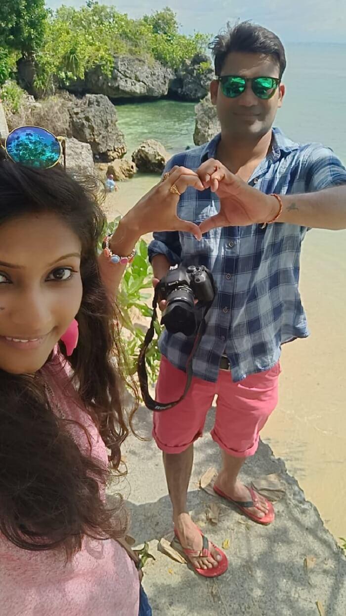 Honeymoon trip to Bali