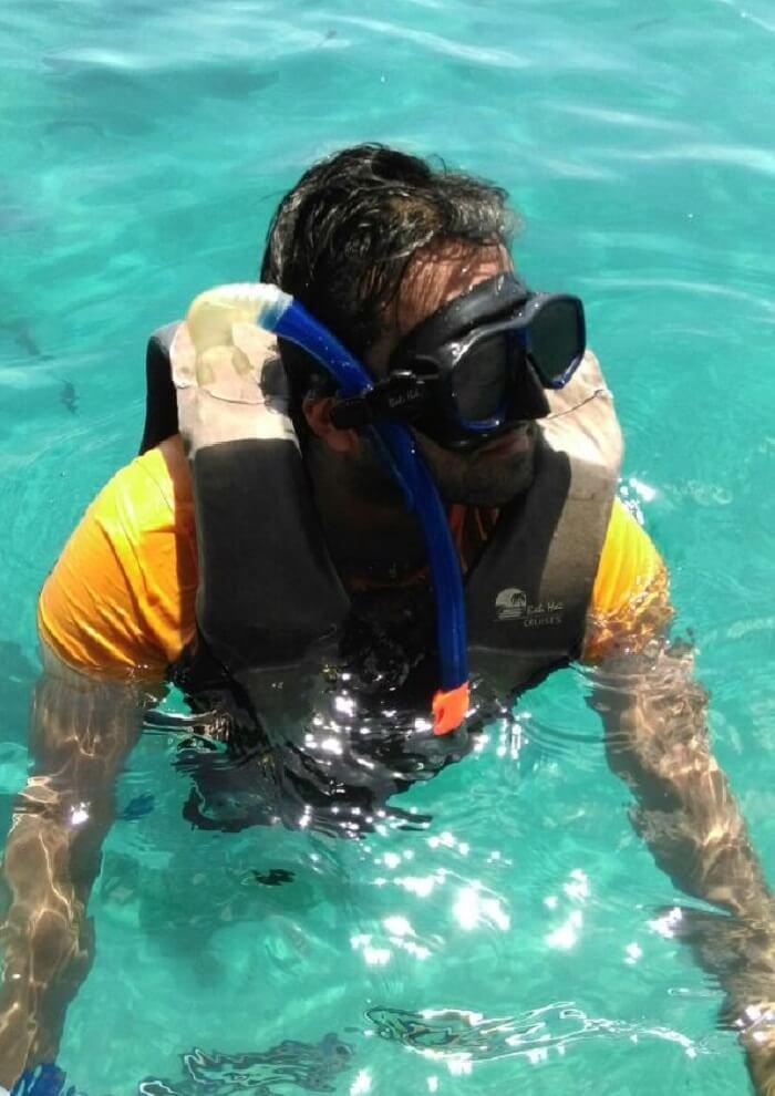 snorkelllng