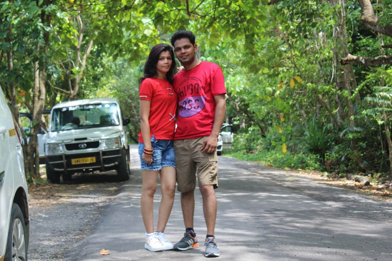 Tour to andaman