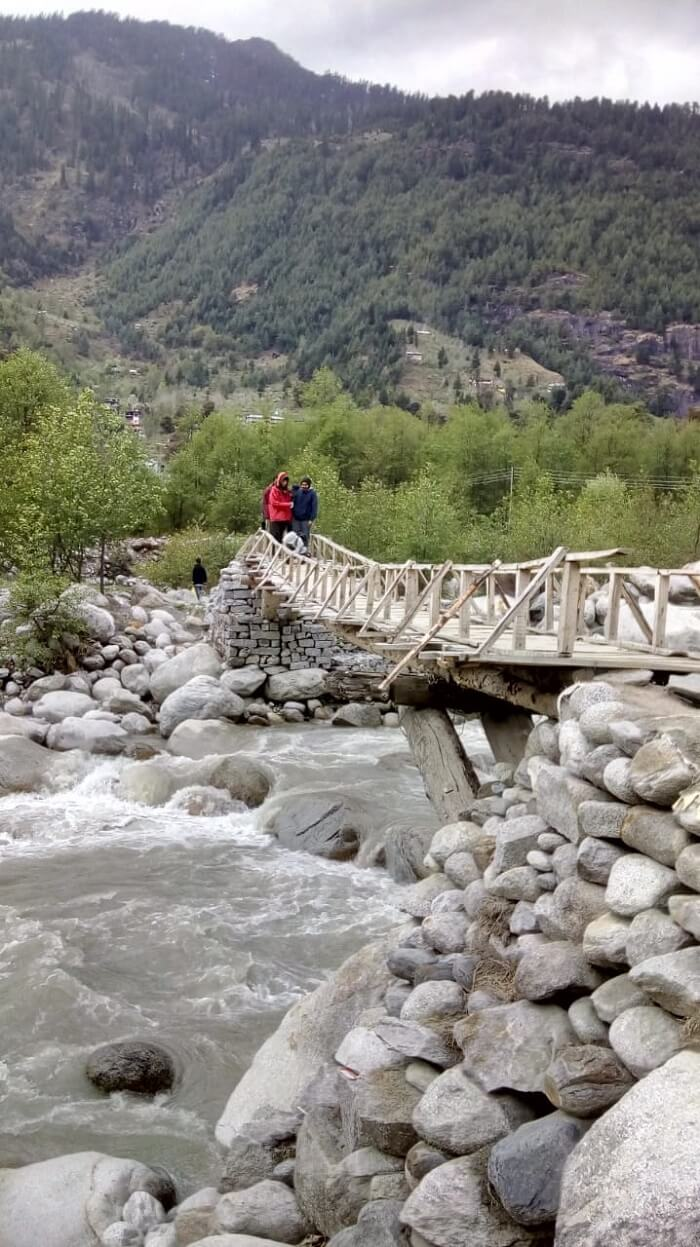 Bridge to manikaran