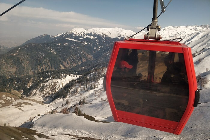 Gondola Cable Ride