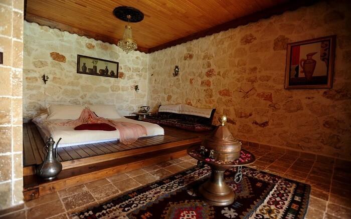 Likya Yolu Palas Hotel in Turkey