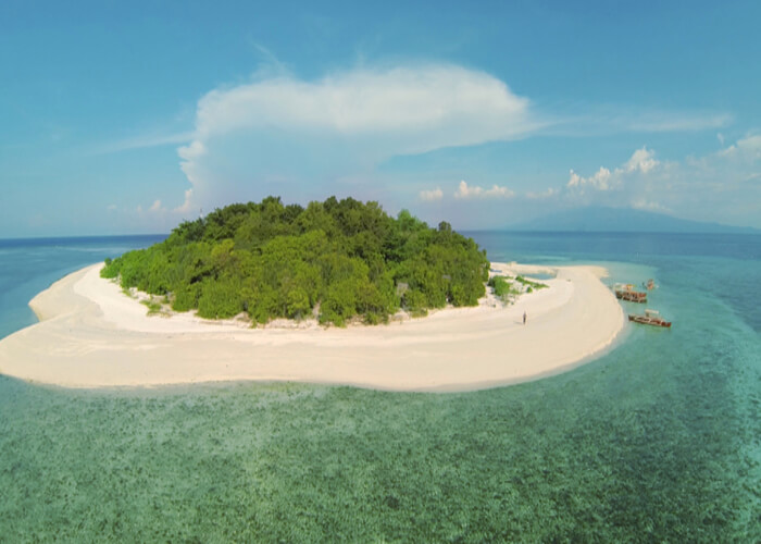 Mantigue island