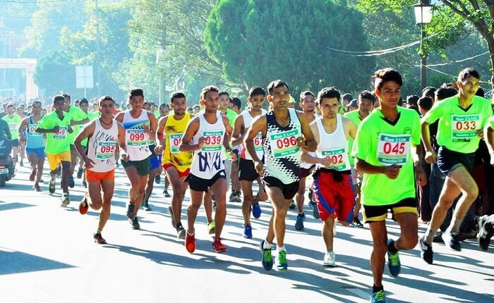 Participate in Namah Nainital