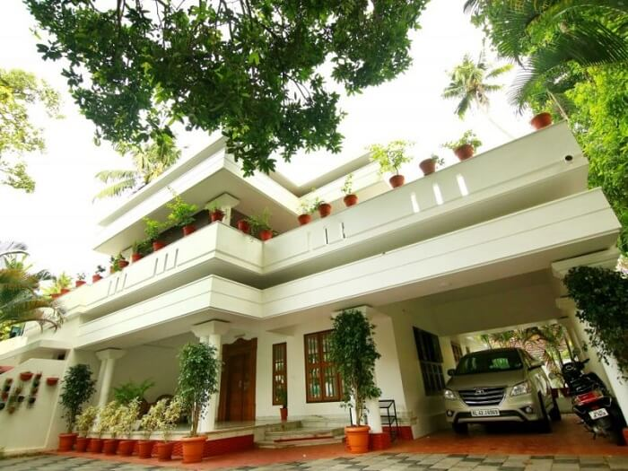 Rak Villa is a lovely holiday home in Kochi