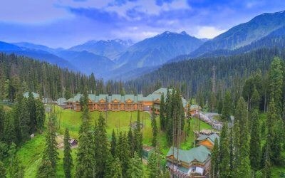 Resorts In Kashmir For An Incredible Himalayan Vacation