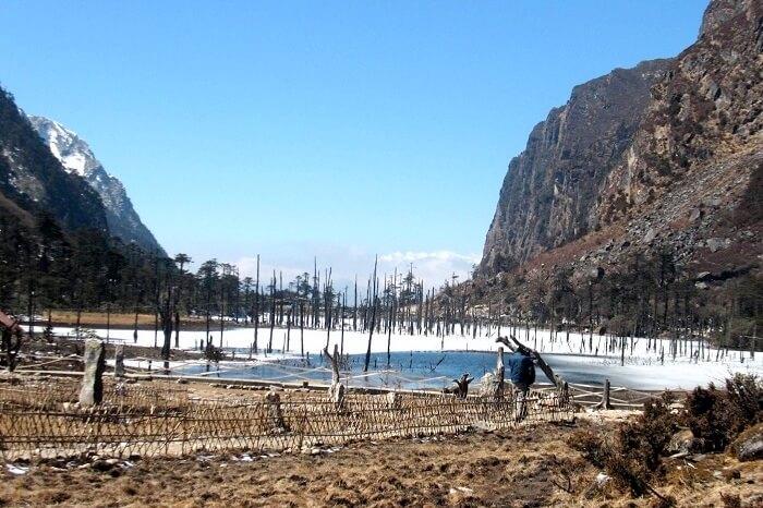 Shonga Tser Lake