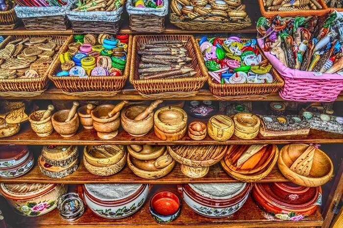 Shop at Bhotia Market