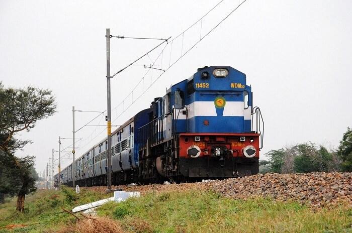 Tezpur railway