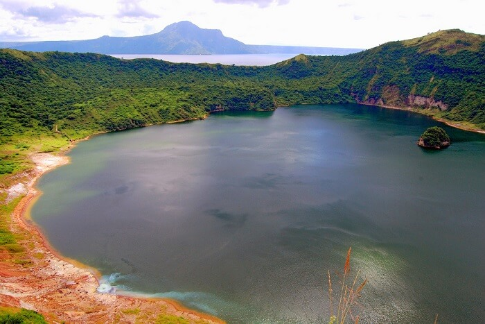 Trek up the Taal Volcano in Philippines