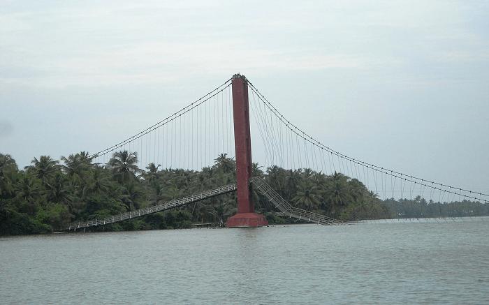 Valiyaparamba Backwaters