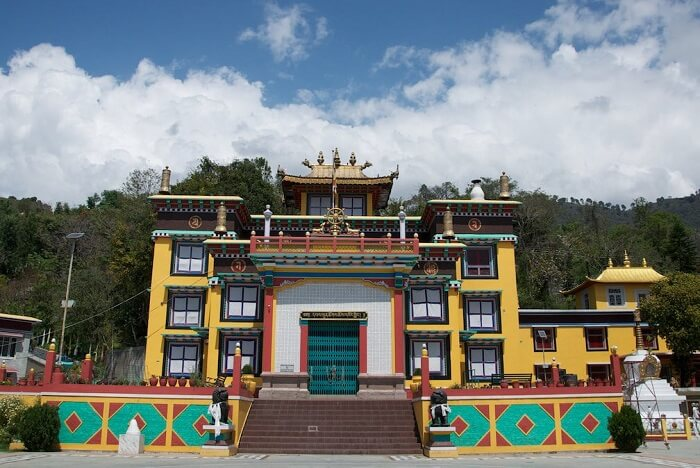 Visit the Tashi Jong Monastery