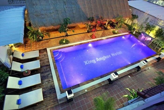 Xing Angkor Hotel siem reap