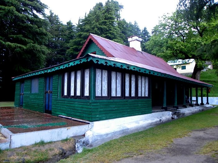 accommodation in kudremukh