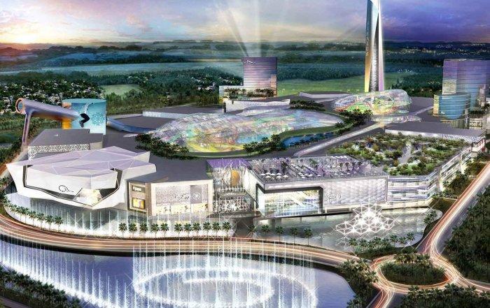 american dream mall in miami