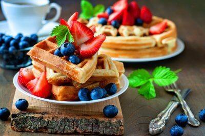 belgian waffles belgium food cover image