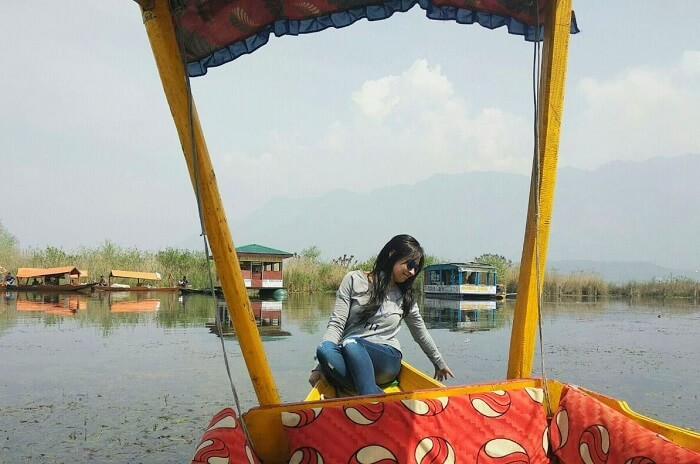Gondola Ride in Kashmir