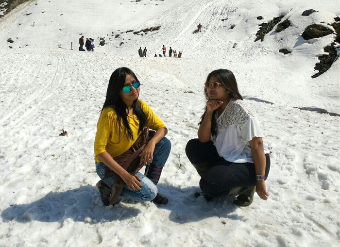 Trip to Kashmir with Friends