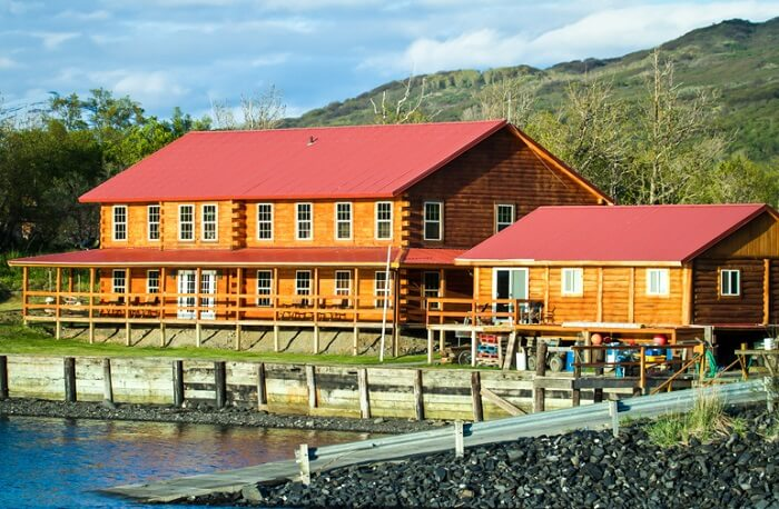 Alaska's Kodiak Island Resort