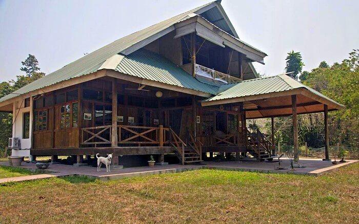 wonderful villa offers unique island experience