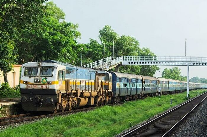 train at mangalore central