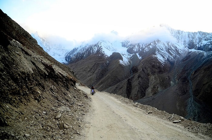spiti by road