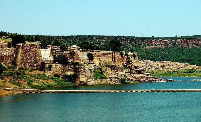 Gangaur fort