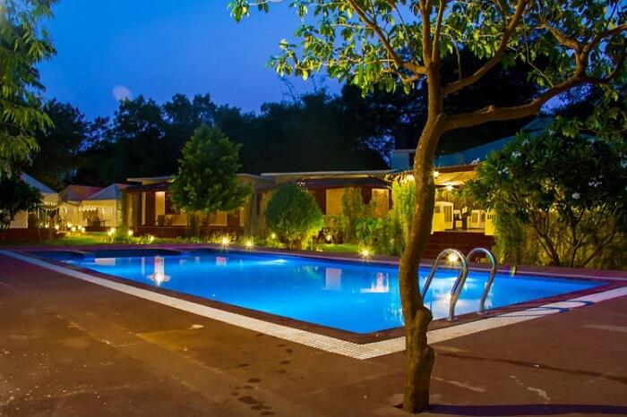 jungle resort